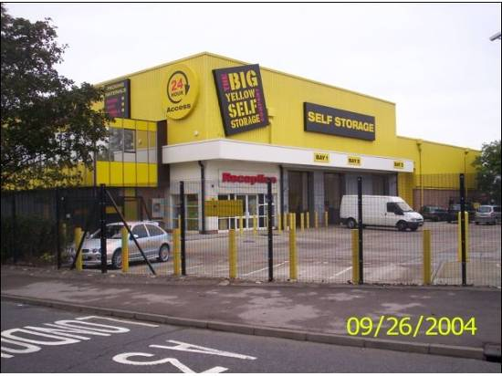 Big Yellow Self Storage New Malden